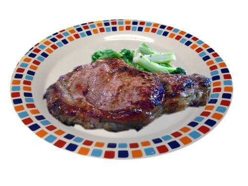 Boneless Rib Steak